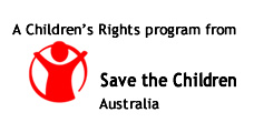 A Children's Rights program from Save the Children Australia