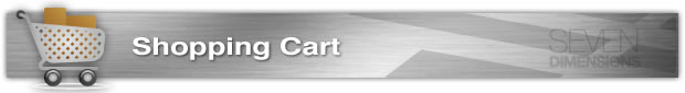 Shopping Cart Banner